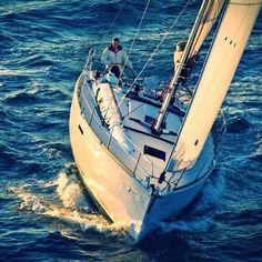 Jeanneau Sun Odyssey 389 #yacht #yachts #yachting #yachtlife #lifestyle…
