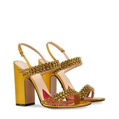 efd4320f6 Women's Shoes | GUCCI ® Gucci, Sandals, Heels, Fashion, Women's Shoes,