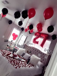 Birthday Surprise For Husband Wife 21st Ideas