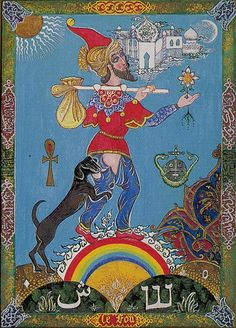 The Fool - Kazanlar Tarot