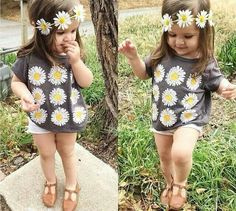 Flower child outfit