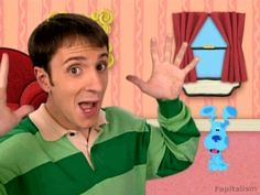 When Steve from Blue's Clues left under shady circumstances.