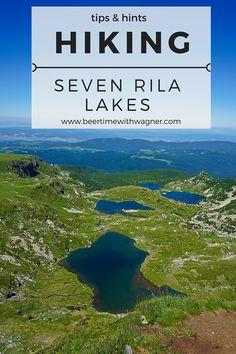 Stunning Beauty of Seven Rila Lakes