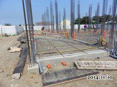 2014-11-10- 要開始蓋一樓了  YA~~~~~~~~