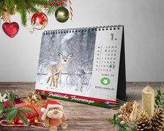 Weihnachtsbildergrüße – Das tägliche Kalenderblatt