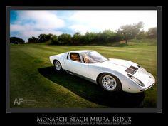 Monarch Beach Miura in Afternoon Sun