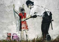 Banksy #PrimaveraValenciana