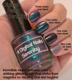 Digital Nails - Serenity