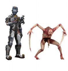Action Figure NECA Dead Space 2 Set Of 2 7 Action Figures