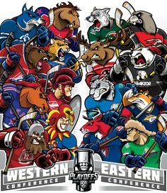 Kontinental Hockey League, American Hockey League, Sports Art, Sports Logos, Hockey World, Hockey Logos, Anaheim Ducks, Character Drawing, Ice Hockey