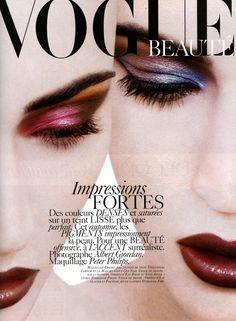Vogue Paris - Aout 2005