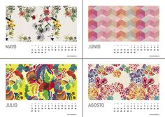Moniquilla 2013 calendar