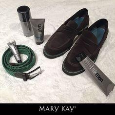 A ellos también les gusta cuidarse y, ¿para esto que mejor que nuestra línea del Cuidado de la Piel MKMen? #MKMen #Belleza #ParaÉl #MaryKay #MaryKayEspaña