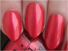 Go with the Lava Flow * OPI GelColor (2015 spring) | At online shop: http://www.enails.eu/go-with-the-lava-flow-opi-gelcolor-kopija