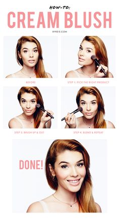 How to apply blush for your face shape makeup blush tips face how to apply cream blush like a pro makeup guidemakeup ccuart Gallery