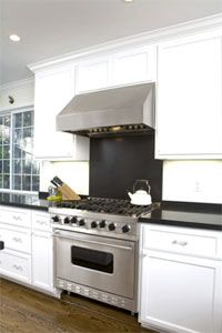 Thomas' Liquid Stainless Steel - Painting Appliances