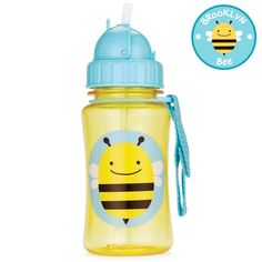 Skip Hop - Zoo Straw bottle monkey