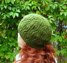 Ravelry: Foliage Hat pattern by Irina Dmitrieva