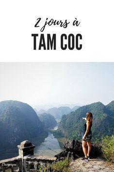 Bienvenue au Vietnam ! Je vous emmène deux jours à Tam Coc, la baie d'Halong terrestre. Un vrai coup de coeur et j'espère que ça le sera pour vous aussi ! On y va ? Itinéraire depuis Hanoi et bilan budget en fin d'article ! Vietnam Voyage, Vietnam Travel, Road Trip, Destinations, Destination Voyage, Helping The Homeless, Hanoi, Blog Voyage, Travel Guides