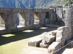 machu picchu temple of the three windows - Google Search