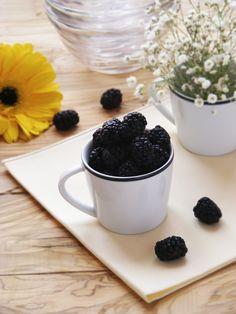 Para los amantes de las moras/ For blackberry lovers ;-)
