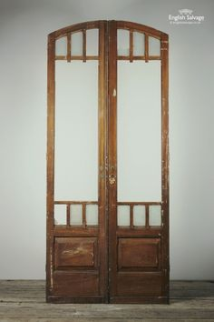 Continental Half Glaze Conservatory Doors