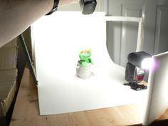 Basic product photography tips.