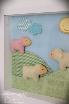 Quadrinhos de ovelhas