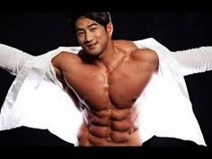 Musclemania Pro Chul Soon appears in a new German television documentary...