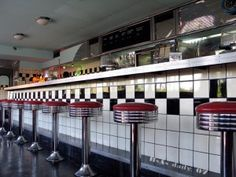 Love old diners!