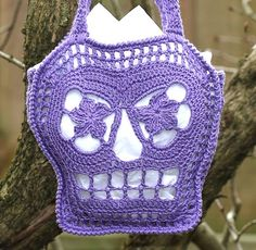 Ravelry: Trick or Treat Bags pattern by Spider Mambo