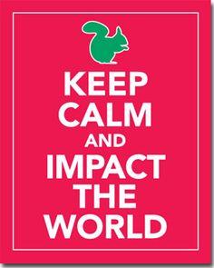 Alpha Gamma Delta Keep Calm posters