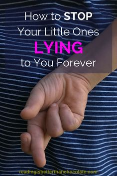 Inside: Discover the MAGIC word to make it easy for your children to tell you the truth + a dead funny way to explain the natural consequences of lying.