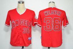 http://www.xjersey.com/los-angeles-angels-36-weaver-red-cool-base-jerseys.html LOS ANGELES ANGELS 36 WEAVER RED COOL BASE JERSEYS Only $34.00 , Free Shipping!