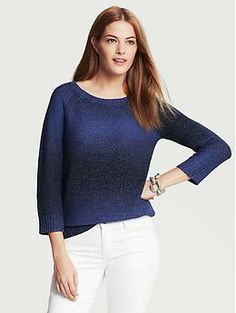 Heritage Ombre Pullover