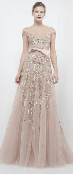 Zuhair Murad - Not sure if it really is a Wedding Dress but it sure would look gorgeous.