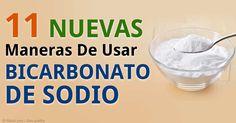 El bicarbonato no solo es útil para blanquear sus dientes, también contiene numerosos beneficios de salud e higiene que puede aprovechar.