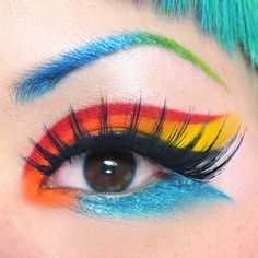 """Practicing #makeup looks! Eyes: #sugarpill Love+, Flamepoint, Buttercupcake, Starling. Eyebrows: Starling, Midori, Absinthe. Lashes: Supreme"""
