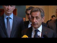 """Politique - Syriza: """"Une erreur de considérer que ce n'est qu'une question grecque"""", affirme Sarkozy - http://pouvoirpolitique.com/syriza-une-erreur-de-considerer-que-ce-nest-quune-question-grecque-affirme-sarkozy/"""