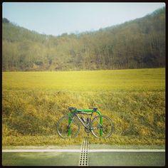 Second training of the year... #cycletherapy #Caadotto #training #allenamento #senzabicinonsostare #italiabellissima #bici #bike #velo #bicicletta #bicycle #pushbike #ciclismo #cycling #cicloturismo #cycletourisme #usalabici #pedalaognigiorno #pedalaognitanto #bikelife #cycletouring #igersbike #igerspadova #igersveneto #love #amore #passion #passione #winter #inverno