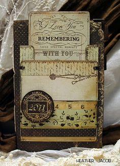 "art and soul: mini book ""REMEMBER """