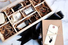 Hank and Hunt - HOME - PRETTY PACKAGES: A GIFT IDEA FROM BESOTTED BRAND
