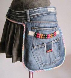 Denim+Side+Pouch+or+Pocket+-+Big+DIY+Ideas