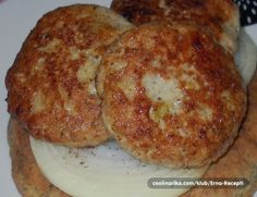 Pljeskavice od piletine i šampinjona ~ Recepti i Savjeti