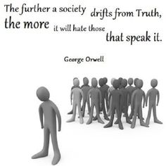 Sometimes I think Orwell might have been a prophet or something.