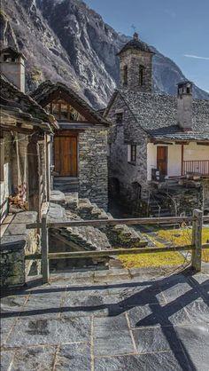 Foroglio - Ticino