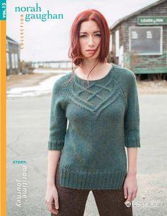 Berroco  Norah Gaughan Collection Vol.15 2014 - 轻描淡写 - 轻描淡写