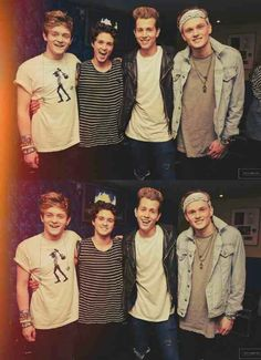 The vamps brad is adorable! #hadley