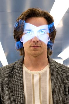 James McAvoy as Professor X in 'X-Men: Apocalypse', 2016