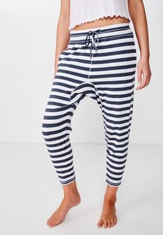 Regular fit and straight leg shaping. Full length to the ankle. Lightweight fleece with stretch and a supersoft finish. Buy Lingerie, Lingerie Sleepwear, Women Lingerie, Underwear Online, Drop Crotch Pants, Fresh Outfits, Sleepwear Women, Best Brand, Fashion Online